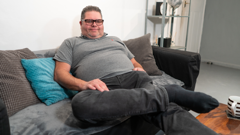 Gogglebox Star Jonathan Tapper Loses Three Stone In 12 Weeks