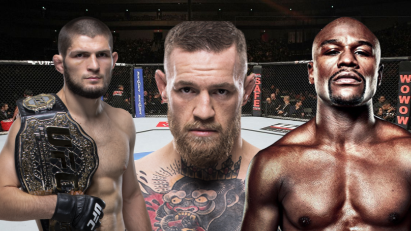 Dana White's Two Dream Fights: McGregor Vs. Mayweather (MMA) And Khabib Vs. McGregor II