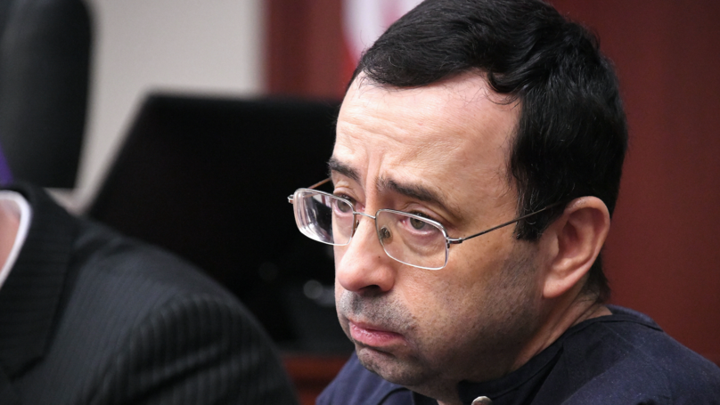 Doctor Larry Nassar Sentenced To 175 Years For Sexual Assaults