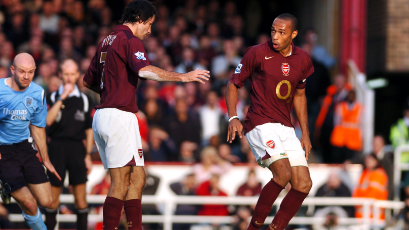 Robert Pires Talks About That Penalty With Thierry Henry