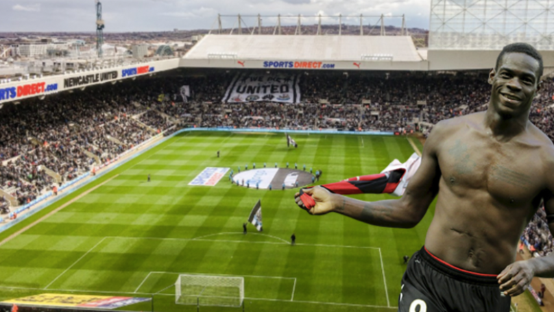 Newcastle United Linked With Move To Bring Mario Balotelli Back To The Premier League