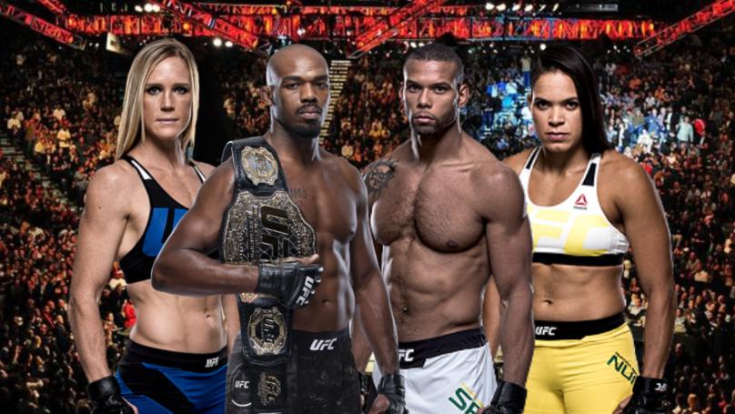 Dana White Confirms Jon Jones Will Fight Thiago Santos At UFC 239