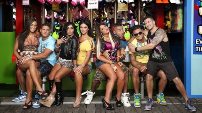 Pictures Show The Cast Of 'Jersey Shore' In Miami For Reunion Show