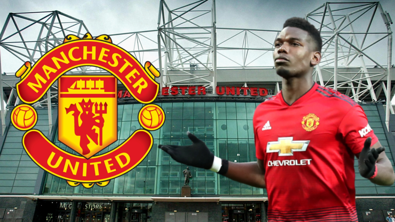 Paul Pogba Could Improve At Three Clubs If He Left Manchester United