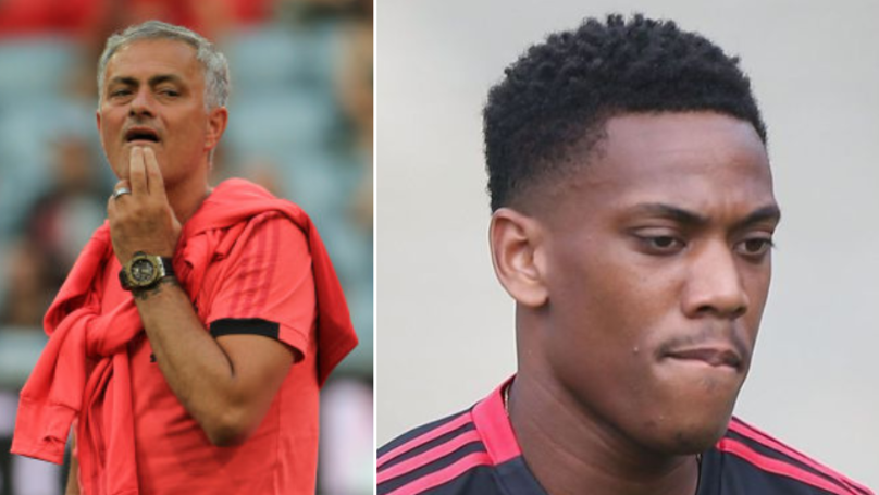 The Real Reason Why Anthony Martial Didn't Travel To Germany