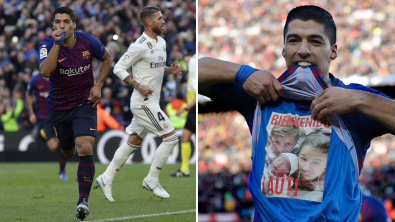 Luis Suarez Scores Hat-Trick As Barcelona Thrash Real Madrid 5-1 In El Clasico