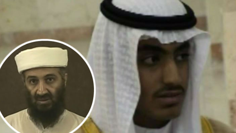 US Offers $1 Million Reward For Osama Bin Laden's Son Hamza
