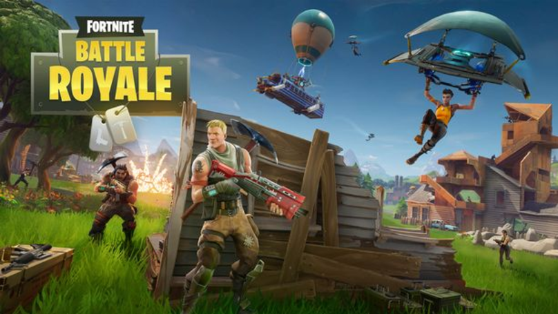 Some Of The More Interesting Features From Fortnite's New Update