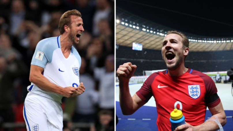 Harry Kane Named As England Captain For The World Cup