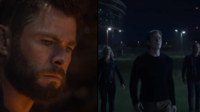 New Avengers: Endgame Teaser Trailer Has Dropped During The Super Bowl