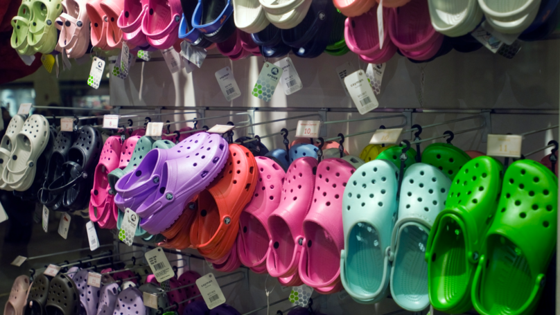 High Heeled Crocs Exist And They're Dividing The Internet