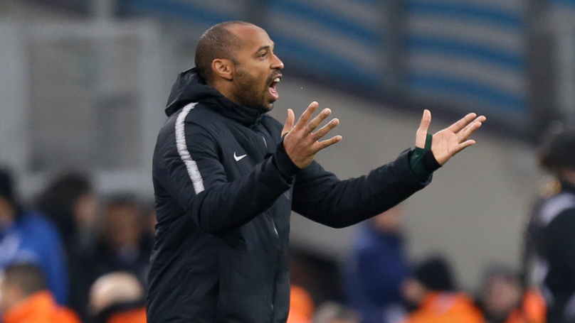What Thierry Henry Did Just Before Monaco Sacking Proves He'd Lost The Dressing Room