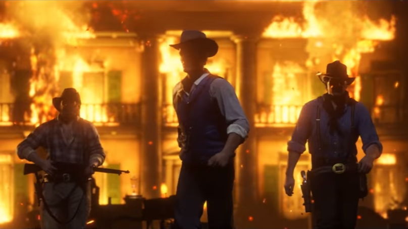 Cryptic 'Red Dead Redemption 2' Tweets Feature Criminal Gang Members