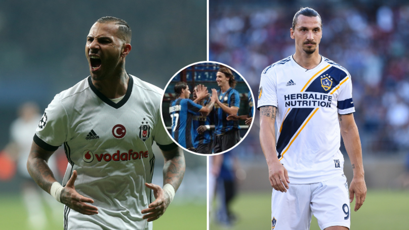 Ricardo Quaresma Could Be Linking Up With Zlatan Ibrahimovic Again At LA Galaxy