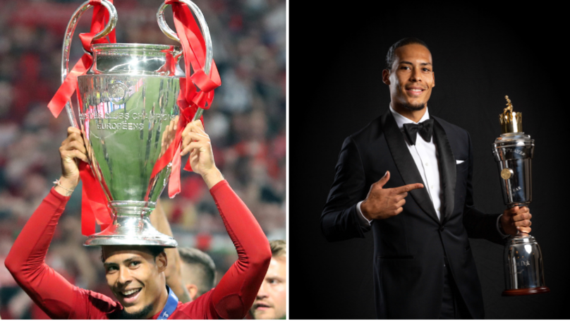 Virgil Van Dijk Says 'Time Has Come' For Defender To Win Ballon d'Or Award