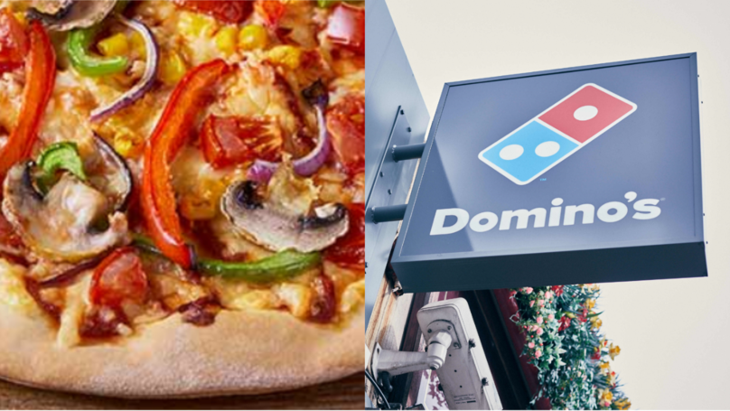 Domino's Trials New Vegan Supreme Pizza In UK