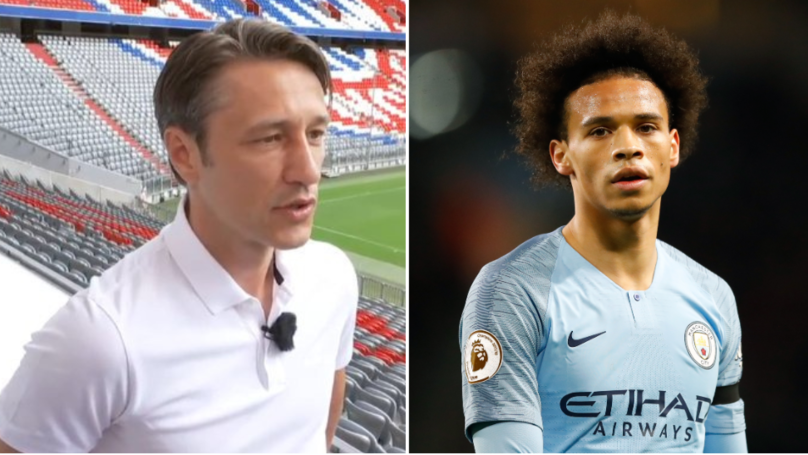 "Niko Kovac On Leroy Sane: ""I'm Confident And Assume That We Will Get Him"""
