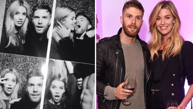 'I'm A Celebrity's Joel Dommett Announces Engagement To Hannah Cooper