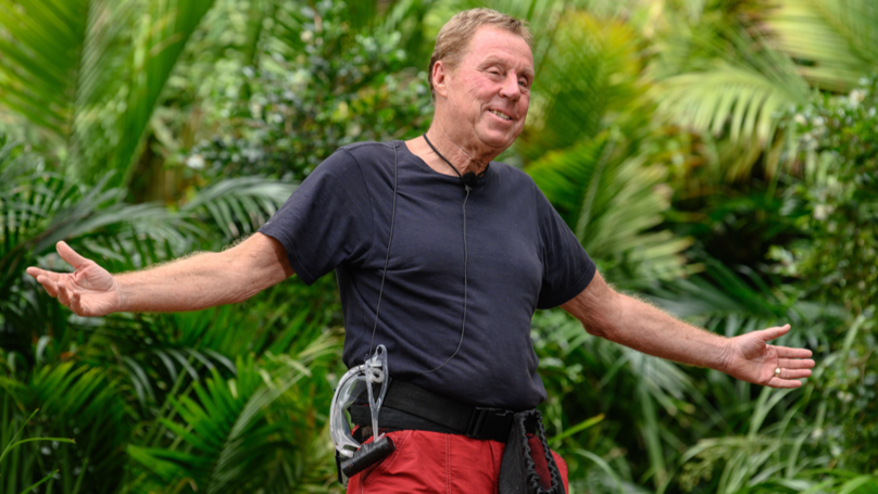 Harry Redknapp Crowned King Of 'I'm A Celeb' 2018 Jungle