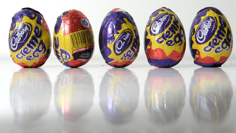 ​Cadbury Launches Limited Edition White Chocolate Creme Eggs