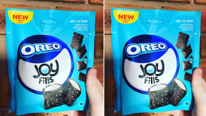 New Oreo Joy Fills Will Bring You All The Joy In The World