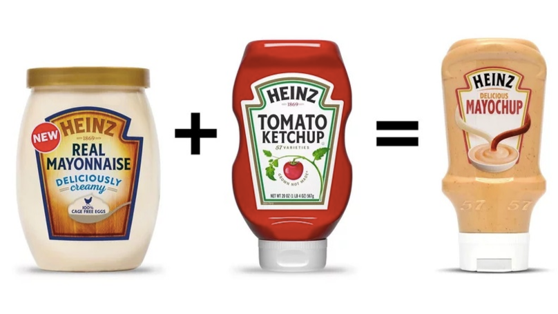 The Internet Is Losing It Over Heinz's Mayo And Ketchup Hybrid 'Mayochup'