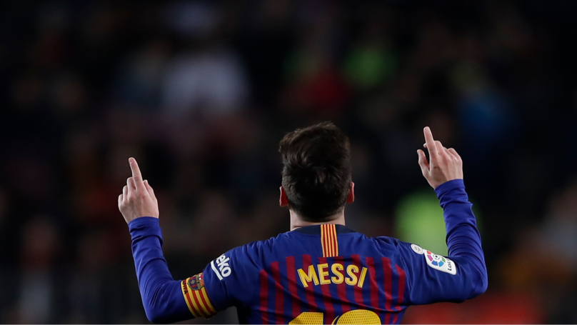 The One Type Of Goal Lionel Messi Failed To Score In 2018