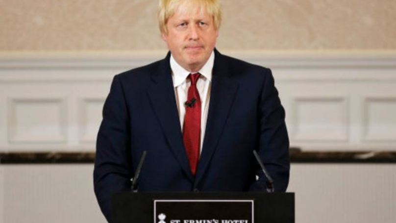 Boris Johnson Rules Himself Out Of Conservative Party Leadership Race