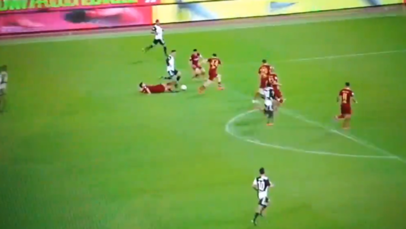 Cristiano Ronaldo Rolled Back The Years With Brilliant Run Against Roma