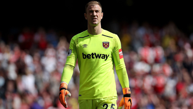 Joe Hart Subject To Offer To Revive His Career Abroad