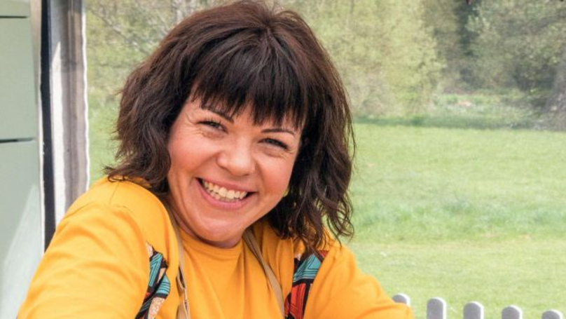 Great British Bake Off's Briony Williams Reveals What Happened To Her Hand