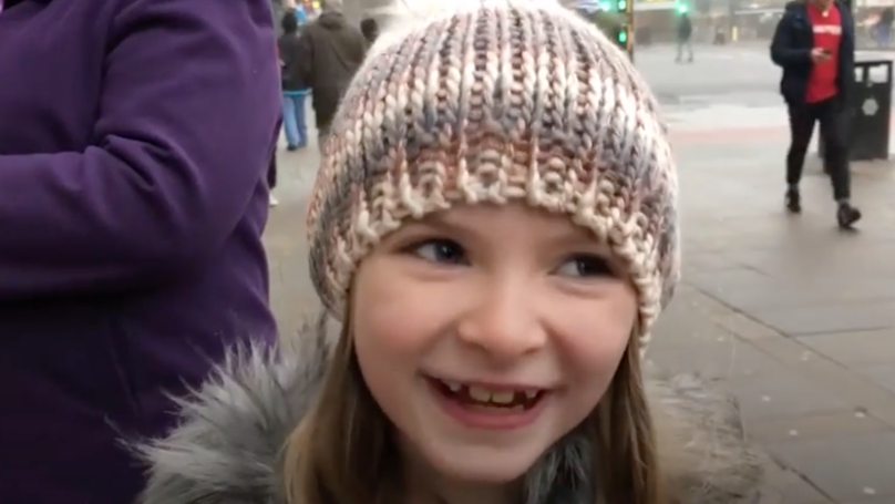Nine-Year-Old Uses Birthday Money To Help Homeless