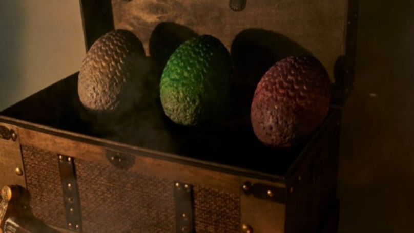 Deliveroo Is Selling Chocolate Dragon Eggs For The Start Of Game Of Thrones