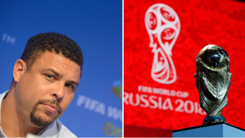 Ronaldo Names Five Teams He Thinks Could Win The World Cup