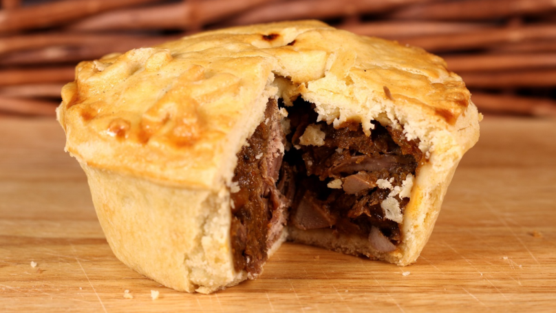 ​Steak And Ale Voted Britain's Favourite Pie