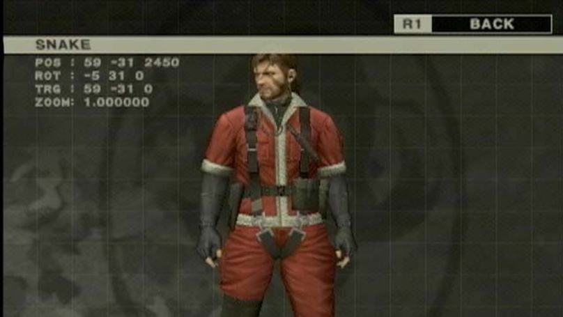 ​Solid and Liquid Snake Voice Actors Read Metal Gear Christmas Poem
