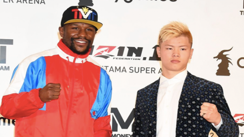 Floyd Mayweather Cancels Fight With Tenshin Nasukawa And Claims He Never Agreed To It