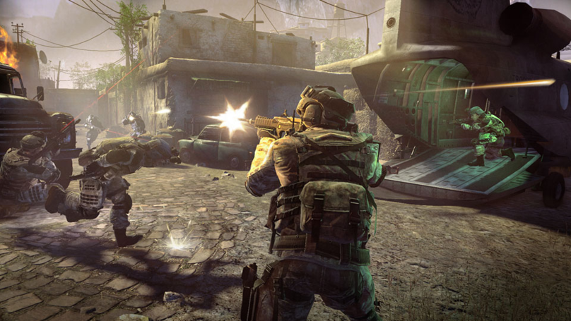 Warface Is Coming To PS4 And Xbox One This Autumn
