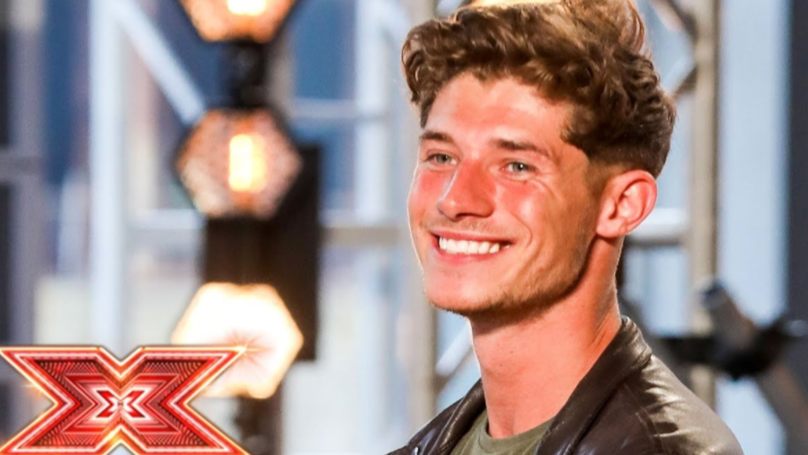 The X Factor's Sam Black Says He Only Has £1.25 In The Bank