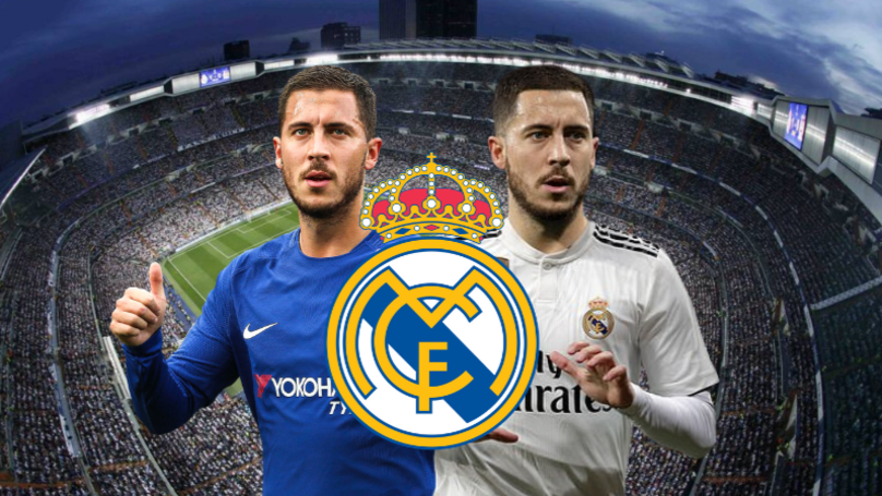Real Madrid Reportedly €100 Million Agree Fee For Eden Hazard
