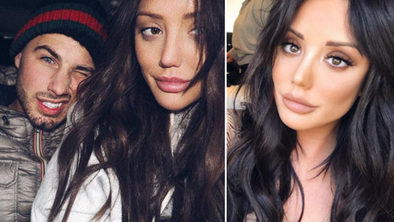 Charlotte Crosby Declares Her Love For Joshua Ritchie On Twitter