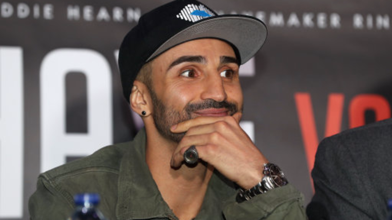 Paulie Malignaggi Calls Conor McGregor A 'Scumbag' After Training Spat