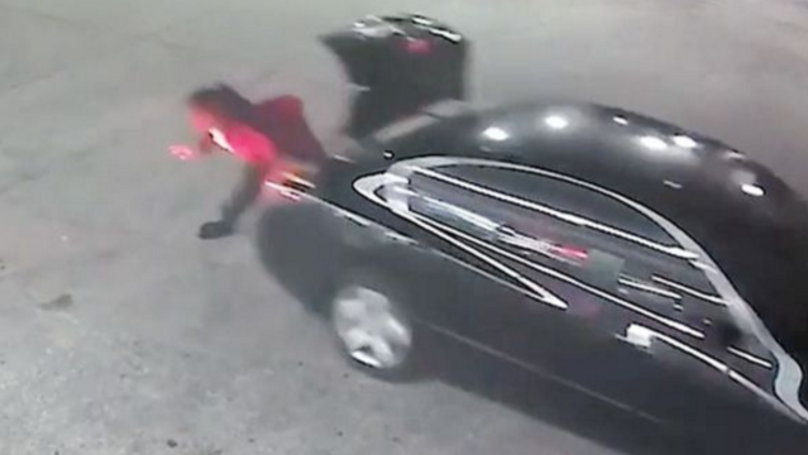 Watch The Moment A Woman Escapes From A Boot After Being Kidnapped