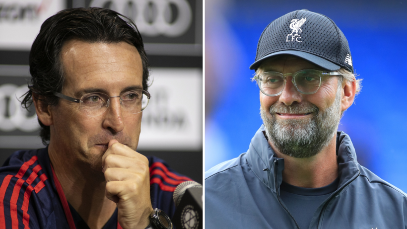Unai Emery Names Liverpool As The 'Scariest' Premier League Team Right Now
