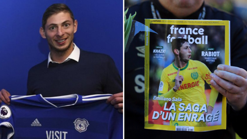Emiliano Sala's Heartbreaking Last WhatsApp Messages To Friends Show He Was Worried