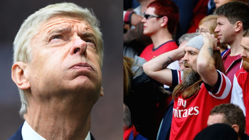 Big Move On International Boss To Replace Wenger At Arsenal