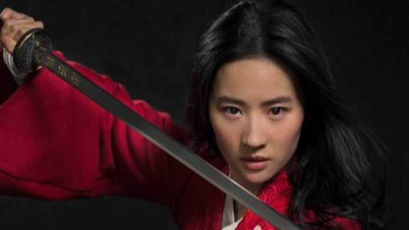 The Trailer For Disney's Live-Action Mulan Is Finally Here