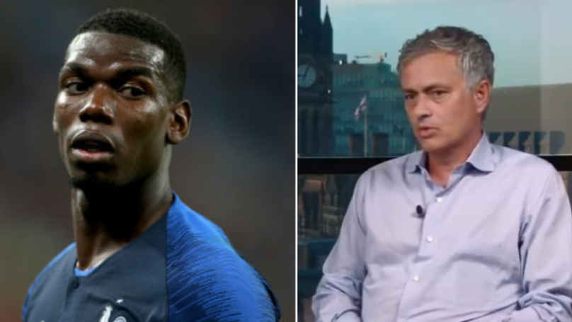 What Jose Mourinho Has Said About Paul Pogba's Performance Vs. Belgium Is Spot On