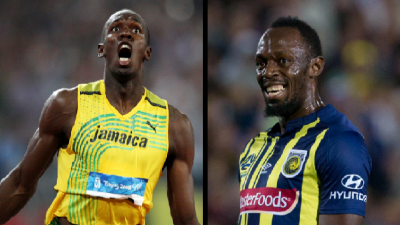 Usain Bolt Still Wants To Be A Footballer And Might Have A New Club This Month