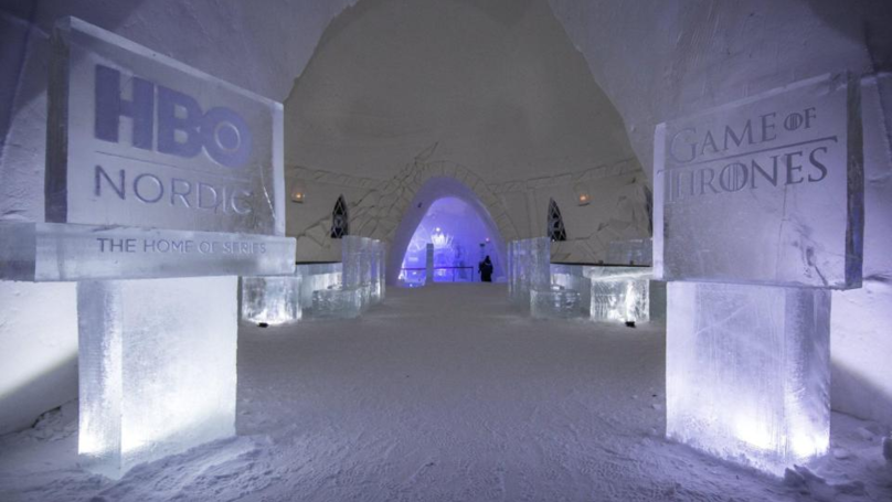 You Can Stay At This Incredible Game Of Thrones Ice Village - And Even Get Married There